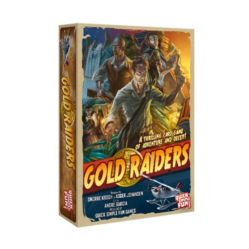 Gold Raiders 골드 레이더스