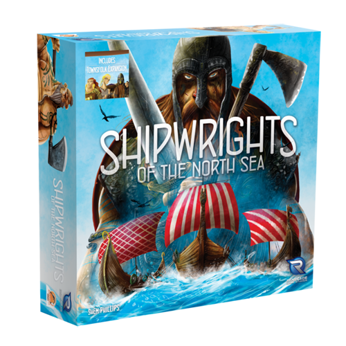 Shipwrights of the North Sea 북해의 조선공들