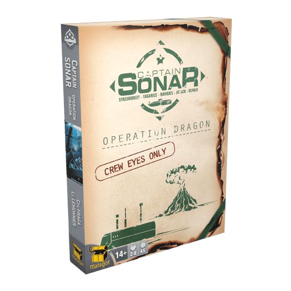 Captain Sonar: Operation Dragon  캡틴 소나 :  오퍼레이션 드래곤