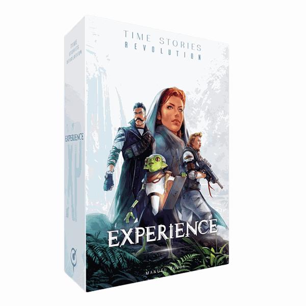 T.I.M.E Stories Revolution: Experience (ENG) 타임 스토리 레볼루션 : 익스피리언스 (영문판)